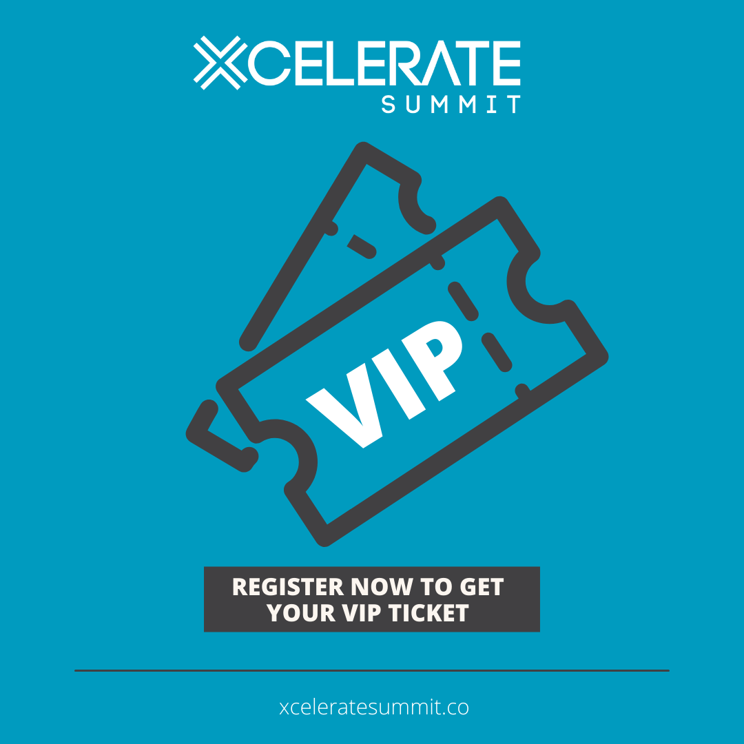 Register now to get your VIP ticket!